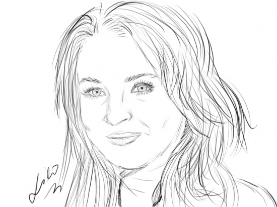 Lindsay Lohan by Lilo